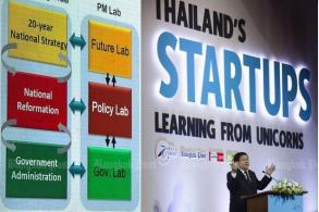 Govt eyes support for startups