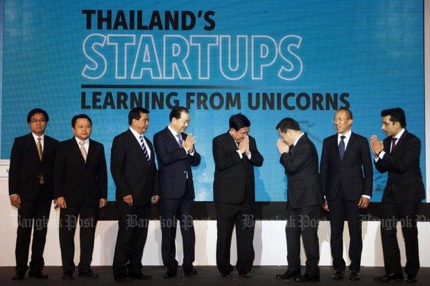 Learning from Unicorns'   Bangkok Post: tech