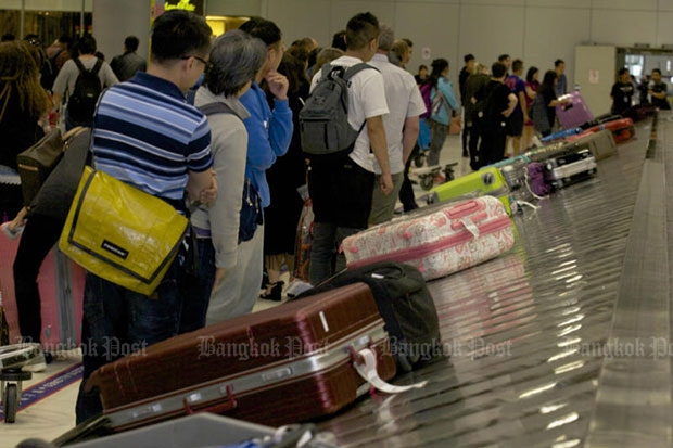 All arriving luggage to be x-rayed at main airports