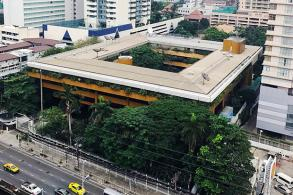 Australian embassy site on Sathorn Road up for sale