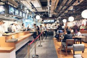 First Japanese food court opens in Myanmar