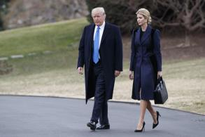 Ivanka Trump: A White House force, just not an 'employee'