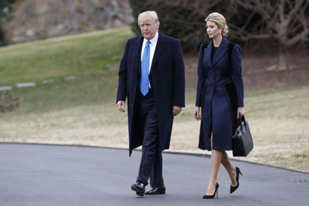 Ivanka Trump: A White House force, just not an 'employee' | Bangkok Post: news