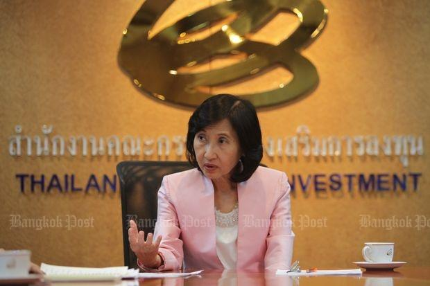 B161bn investment pledges, electric car perks approved | Bangkok Post: business