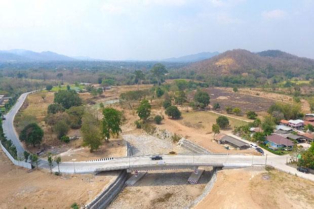 New Saraburi-Korat bridge a shortcut to Khao Yai