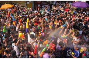 Songkran activities on Khao San to be subdued