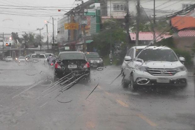 Summer storms trouble Isan, more rains to come | Bangkok Post: news