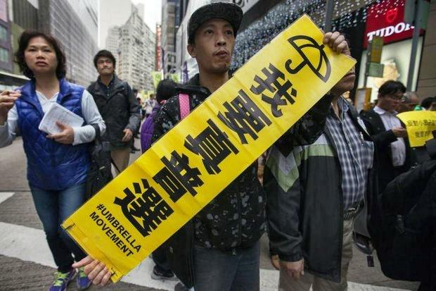 Hong Kong selects new leader; China accused of meddling