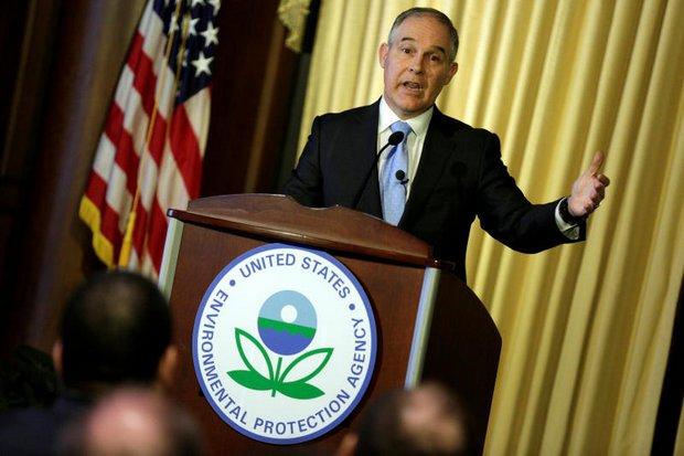 Trump set to undo Obama global-warming plans
