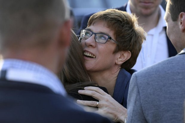 Merkel party wins key German state vote