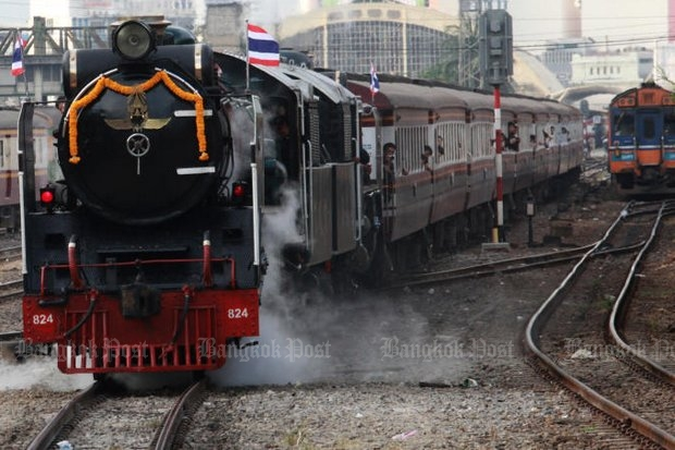 New setback looms for Thai-Sino rail project