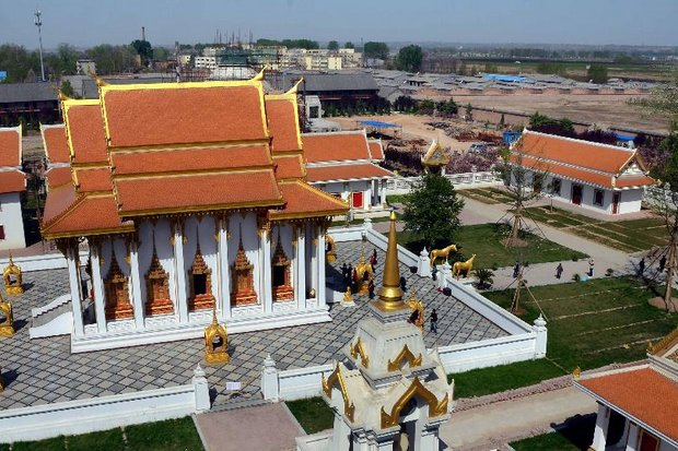 Thailand, Henan province vow Silk Road cooperation