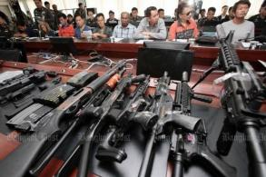 Public opinion split over Kotee arms seizure