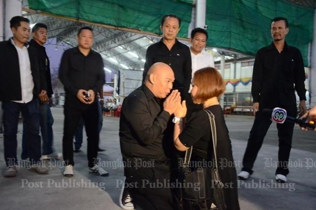 Fatal accident: TV comedian asks forgiveness, pledges long-term support | Bangkok Post: learning
