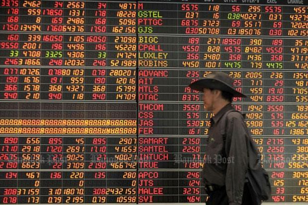 SET falls 0.90 to 1,572.61 at midday | Bangkok Post: business
