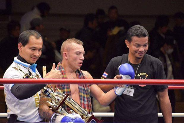 Donors contribute to return Scottish boxer's body home | Bangkok Post: news