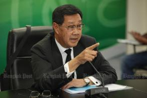 Pridiyathorn objects to military's planned national oil corp