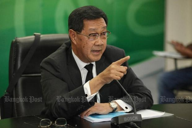 Pridiyathorn objects to military's planned national oil corp | Bangkok Post: news