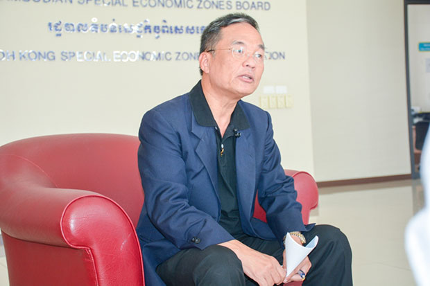 Koh Kong SEZ supports vehicle giants in Thailand