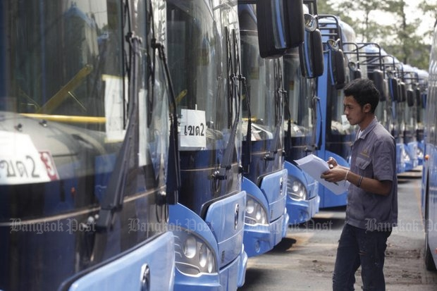 Bus firm gets new acting boss amid NGV debacle