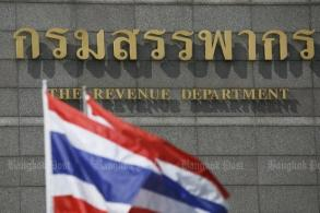 Revenue Department in Thaksin tax grab funk