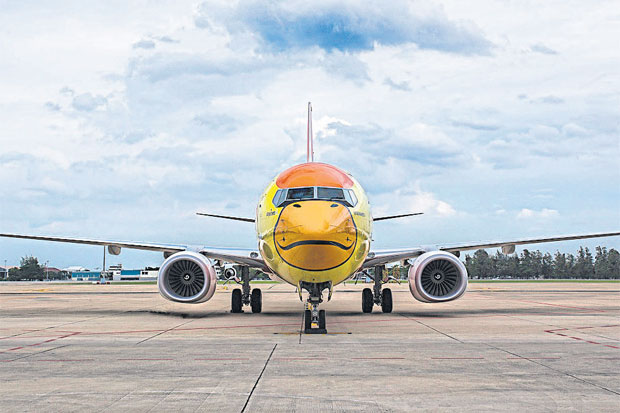 Nok Air clinches Henan deal