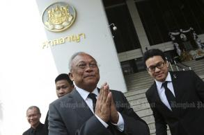 Suthep acquitted of defaming UDD leaders