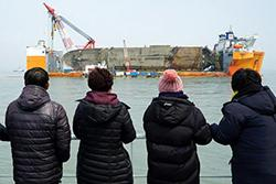 S.Korea finds presumed remains of ferry disaster victim | Bangkok Post: news
