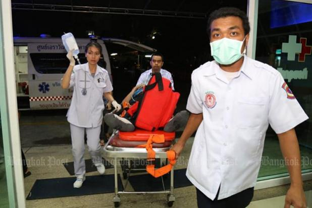 Cabinet nod for all hospitals to take emergency patients | Bangkok Post: news