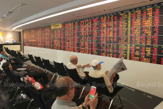 SET falls 1.04 to 1,575.68 at opening | Bangkok Post: business