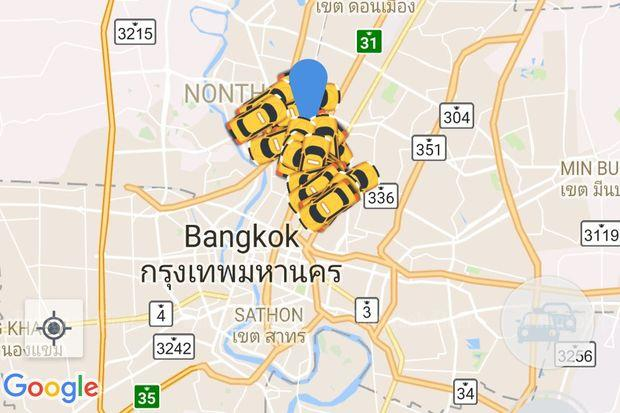 Passengers want Uber, Grab taxis as alternative | Bangkok Post: news