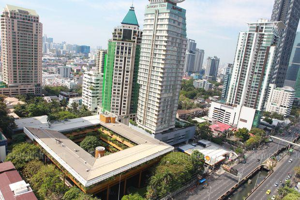 Management keeps buildings at the top of game   Bangkok Post: business