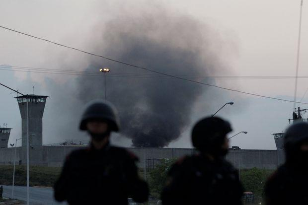 Two inmates killed in Mexican prison riot   Bangkok Post: news