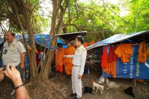 Cambodian monks, novices arrested for illegal entry