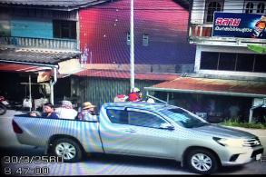 Gunmen attack police on morning parade in Narathiwat
