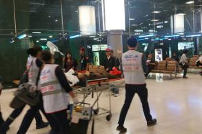 Foreigner falls to death at Suvarnabhumi airport