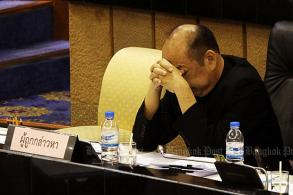 Former foreign minister Surapong banned from politics