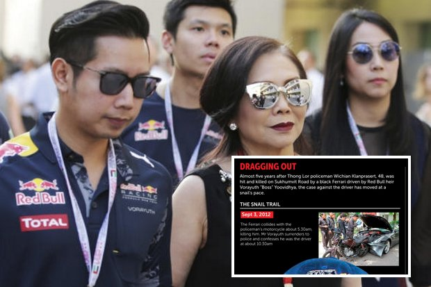 'Busy' Vorayuth escapes indictment again