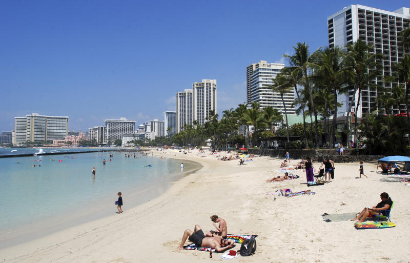 Visa issues keep thousands of Chinese tourists from Hawaii