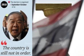 Govt insists it won't ease politics ban