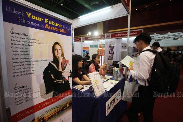 Thai students still lag the rest