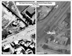 Syria decries US missile attack on air base