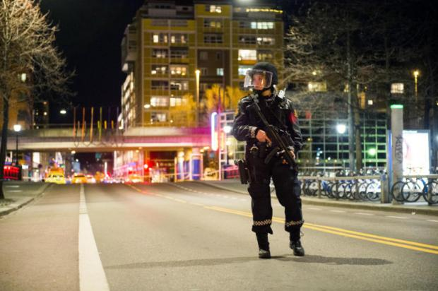 'Bomb-like device' discovered in central Oslo