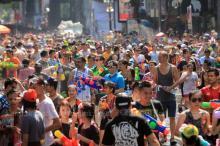 Poll: Accidents major Songkran concern
