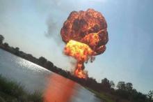 LPG tank explodes in Roi Et, no casualties