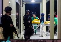 6 men linked to IS killed after failed ambush in Indonesia