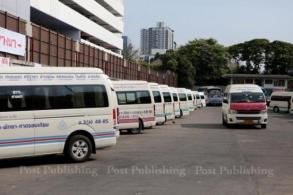 All vans to be replaced by microbuses