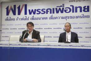 Pheu Thai demands quick election