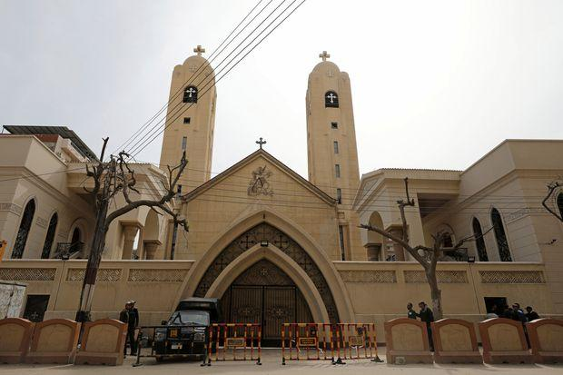 President Trump Condemns Deadly Church Bombings In Egypt