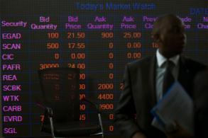 SE Asia stocks down as Syria, North Korea tensions weigh